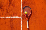 double faute tennis