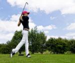 golf swing parfait